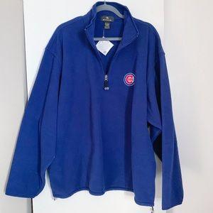 Chicago Cubs Fleece Pullover Sweatshirt